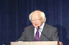 """The crisis has exacted a huge toll on the Irish people"" - President Higgins is critical of economic teaching"