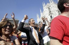 Berlusconi candidates losing out in local elections, according to early projections