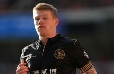 Wigan beaten by QPR in play-offs despite glorious James McClean cross