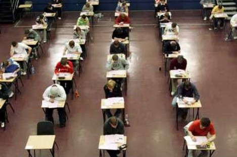 The entry system based on exam results and 'points' looks set to change