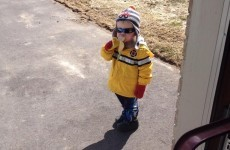 This little boy asked for a banana and became the internet's new viral favourite