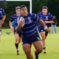 The Tongan Thor - Ireland's next project player?