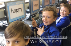 Adorable 9-year-olds from Kerry make the fiercest Happy video yet