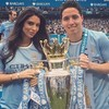 Samir Nasri's girlfriend just freaked out on Twitter over the French player's World Cup omission