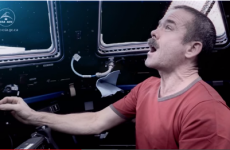 Enjoy Commander Hadfield's Space Oddity? Watch it quickly- it's being taken down
