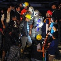 Over 200 dead in Turkey mine blast with hundreds more trapped underground