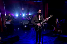 Wicklow sensation Hozier's amazing appearance on Letterman