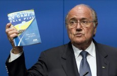 FA call on FIFA to postpone presidential election