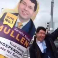 Rónán Mullen dancing to Pharrell and 5 other slightly odd campaign videos
