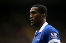 Sylvain Distin, quite brilliantly, 'retires' from international football on Twitter