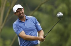 Pádraig Harrington on giving up GAA as a teenager to focus on golf