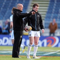 'I'd always looked at Leinster as being the role model' - Gregor Townsend