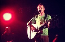 Damien Rice completely wowed fans at his gig in Whelan's last night