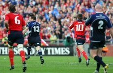 9 of Brian O'Driscoll's greatest Leinster tries