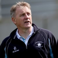 Eddie O'Sullivan is a head coach again with Biarritz in Pro D2