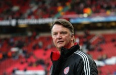 Louis Van Gaal on brink of Man United job - reports