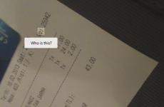 13 receipts that almost justify the existence of receipts