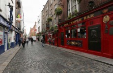 Dublin City Council want to hear your suggestions for Temple Bar...