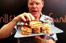 You've been making grilled cheese sandwiches wrong this whole time
