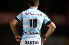 The might of Toulon stands in the way of Sexton's shot at a Top 14 title