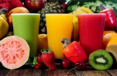 Drinking two glasses of fruit juice a day is actually pretty bad for you