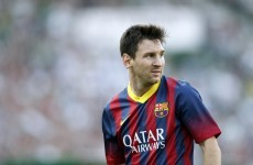 Kerching! Messi signs new contract for Barcelona for reportedly €20m per season
