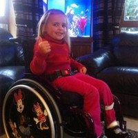 'They took the medical card from our little girl. She has Cerebral Palsy and may never walk'