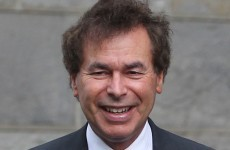 How much are Alan Shatter's pension and severance payments worth?