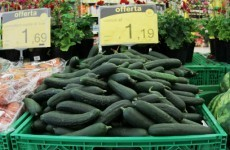 Spanish cucumbers not responsible for E.coli outbreak