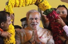 Landslide victory for India's new right-wing prime minister