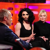 Conchita Wurst was so inspiring on Graham Norton - and here's that moment
