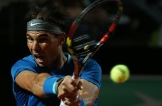 The best bits from Murray and Nadal's clay court epic in Rome last night