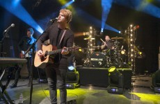 Look out for Kodaline busking in Dublin today...
