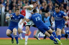 As it happened: Leinster v Ulster, RaboDirect Pro12 semi-final