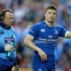 Update: O'Driscoll facing scan after suspected concussion in Pro12 semi-final