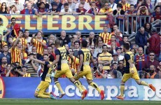 Atletico Madrid win historic Spanish league title