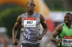 Bolt runs another 9.91 and nobody bats an eyelid
