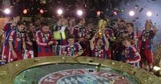 Robben, Mueller strike as Bayern Munich win German Cup