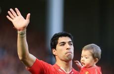 Suarez may struggle to shine in Brazil, says Hodgson