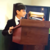 This 10-year-old boy made a speech at his granddad's funeral. It will make you cry.