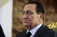 Egypt's Mubarak and sons to stand trial in August