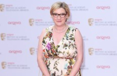 Comedian slated for last year's BAFTAs dress wore it again last night