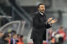 Barcelona appoint Luis Enrique as new coach