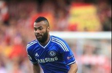 Ashley Cole resigned to leaving Chelsea after eight years
