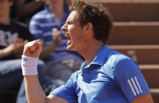 Boom! Murray sets up Nadal semi-final clash