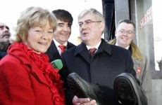 Will Eamon Gilmore move from Foreign Affairs? 'It's a matter for himself' says Ferris