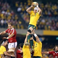 Leinster confirm signing of Wallaby lock Kane Douglas