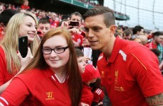 'I'm no-one's third choice' says third-choice Liverpool centre half Daniel Agger