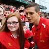 'I'm no-one's third choice' says third-choice Liverpool centre half Daniel Agger
