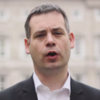 Sinn Féin could be in trouble for filming a party political broadcast outside Leinster House